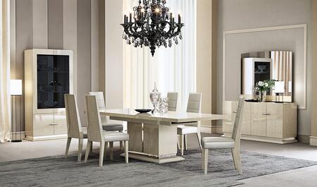 J and M Furniture Chiara Chiara Dining Collection HQ