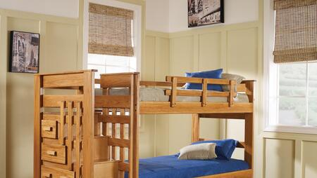 Chelsea Home Furniture 365001  Twin Size Bunk Bed