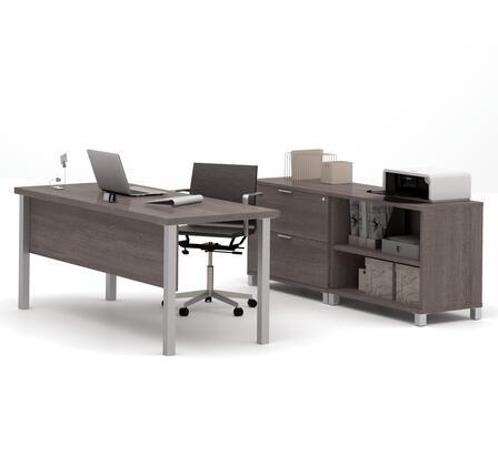 Bestar Furniture 120875 Pro-Linea Executive set