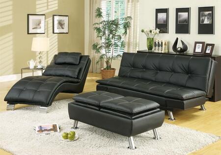 Coaster 300281SET Sofa Beds Living Room Sets