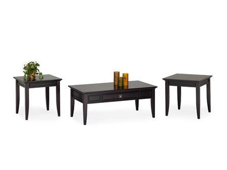 Three Table Set