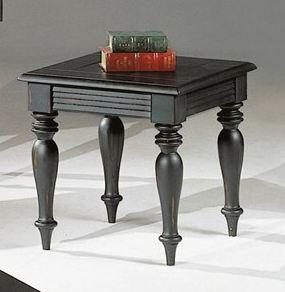 Yuan Tai 4312E Archer Series  End Table