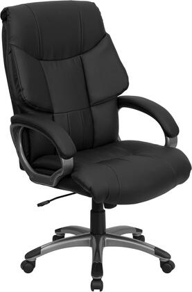 "Flash Furniture BT9123BKGG 26.5"" Contemporary Office Chair"