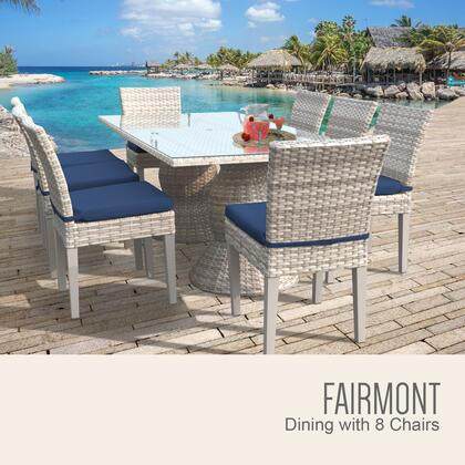 FAIRMONT RECTANGLE KIT 8C NAVY