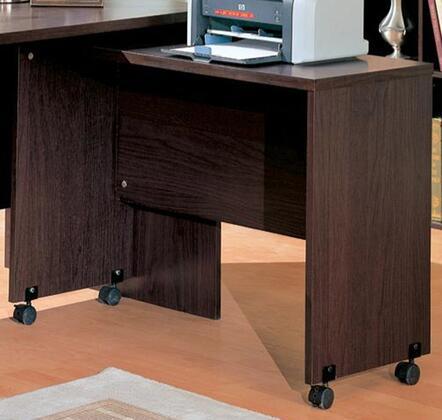 Coaster 800255 Casual Modern Chic Contemporary Office Desk