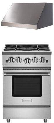 BlueStar 749834 RNB Kitchen Appliance Packages
