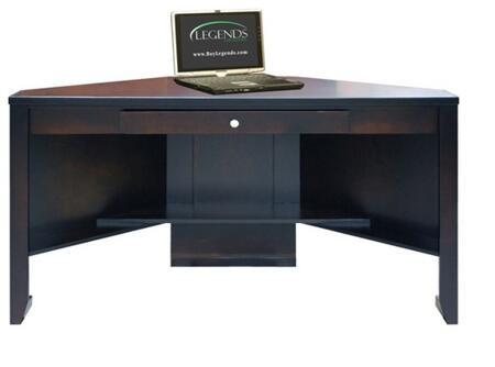 Legends Furniture UL6218MOC Urban Loft Series Corner Desk  Desk