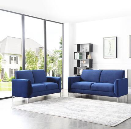 Myco Furniture Abigail 2055BUSL Main Image
