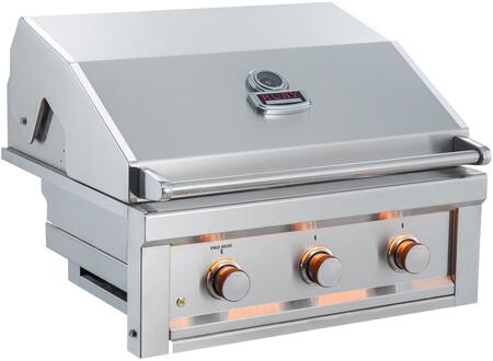3 Burners 30 in. Gas Grill