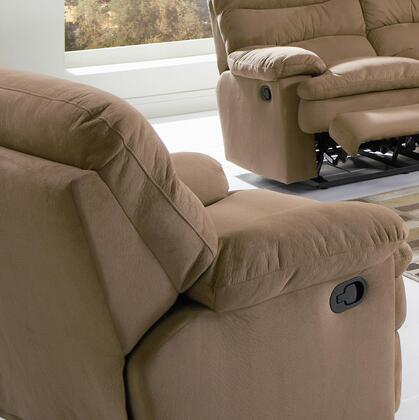 Coaster 600463 Harmon Series Casual Wood Frame  Recliners