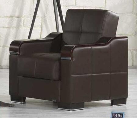 Brown Fabric AC