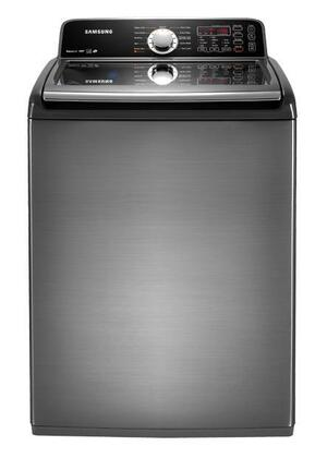 """Samsung Appliance WA456DRHDSU 27"""" Top Load Washer"""