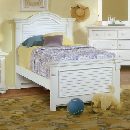American Woodcrafters 65X033PAN TwinSize Panel Bed in XXX Finish