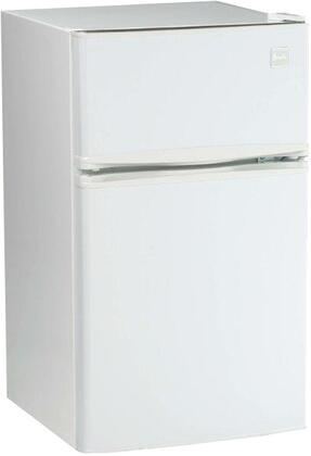 Avanti RA3106WT  Compact Refrigerator with 3.1 cu. ft. Capacity in White