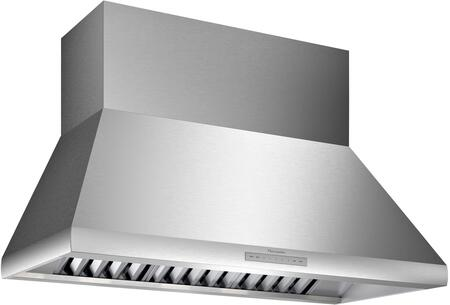 Thermador Professional HPCN48WS 48-Inch Chimney Wall Hood