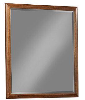 Klaussner 418660 Westbury Series Rectangular Portrait Dresser Mirror