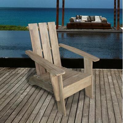 Vifah V1289  Wood Aidrondack Chair