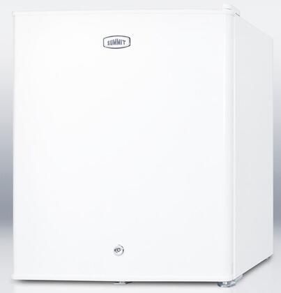Summit FS22L7  Freezer with 1.42 cu. ft. Capacity in White