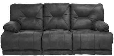 Catnapper 4381122853302853 Voyager Series  Faux Leather Sofa