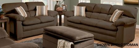 Simmons Upholstery 36850302LAKEWOODCAPPUCCINO Lakewood Livin