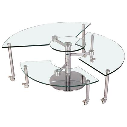 Chintaly 8160CT Modern Table