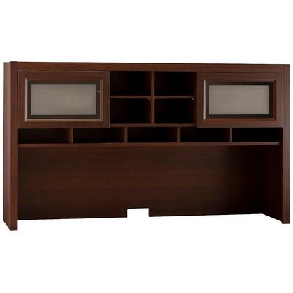 Bush Furniture PR67X11 Achieve Collection Hutch with Closed Storage