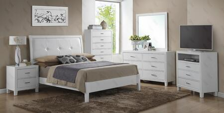 Glory Furniture G1275AKBNTV G1275 King Bedroom Sets