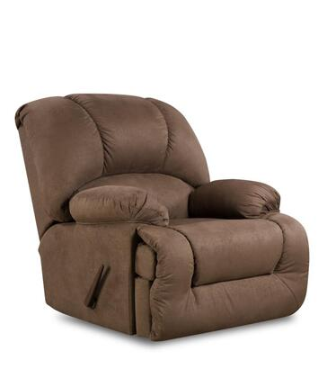 Chelsea Home Furniture 1897007901 Inglewood Series Transitional Polyester Wood Frame  Recliners