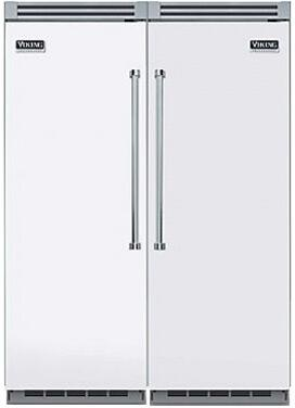 Viking 733657 Side-By-Side Refrigerators