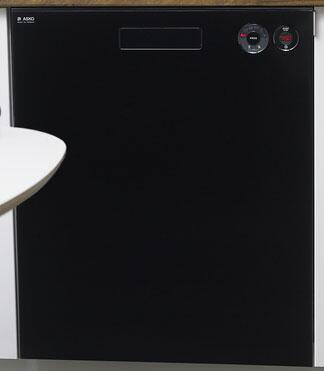 """Asko D5434XXLB 24"""" XXL Series Built-In Full Console Dishwasher"""
