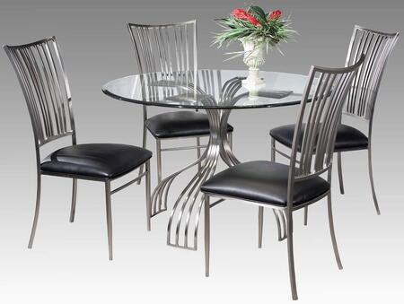 Chintaly ASHTYNDTSET Ashtyn Dining Room Sets
