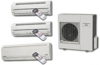 Friedrich M33TYF Mini Split Air Conditioner Cooling Area,