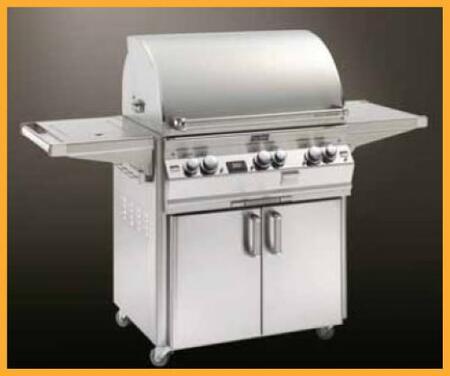 FireMagic E660S2E1N63 All Refrigerator Natural Gas Grill