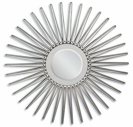 Acme Furniture 97054 Ern Series Round Both Wall Mirror