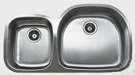 Ukinox D537604010L Kitchen Sink