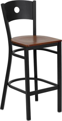 Flash Furniture XUDG60120CIRBARCHYWGG Hercules Series Not Upholstered Bar Stool