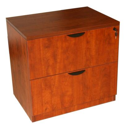 "Boss N112C 31"" Wood Traditional File Cabinet"