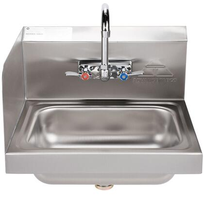 Advance Tabco Premium Wall Mounted Hand Sink Main Image