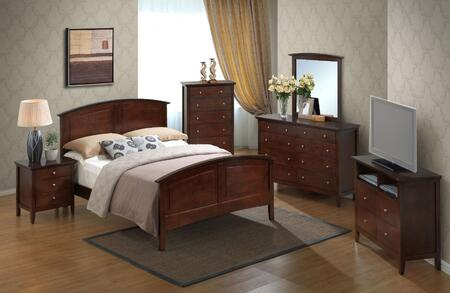Glory Furniture G5425aqb6set Hammond Queen Bedroom Sets Appliances