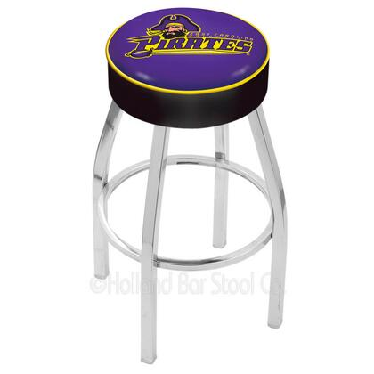 Holland Bar Stool L8C125ECAROL Residential Vinyl Upholstered Bar Stool