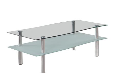 Global Furniture USA 8086C Contemporary Table