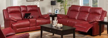 New Classic Home Furnishings 2224432REDSL Cortez Living Room