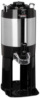 Bunn-O-Matic 44050.000x 1.5Gal Thermofresh Mech Sight Gauge Portable Server With Base, Vacuum Insulated, Brew-Through Lid, Fast Flow Faucet, in