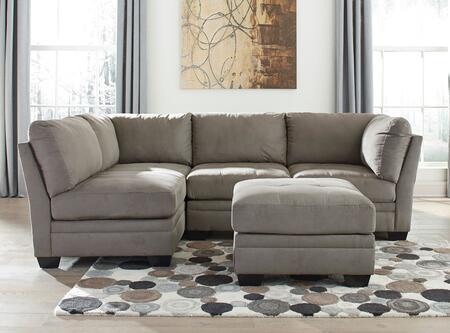 Milo Italia MI880051246208COBB Madalyn Living Room Sets