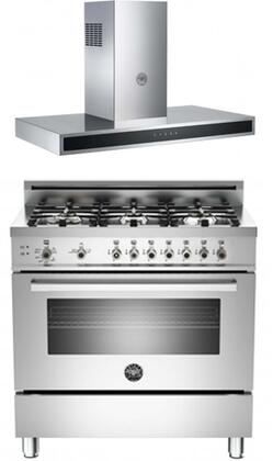 Bertazzoni 714855 Master Kitchen Appliance Packages