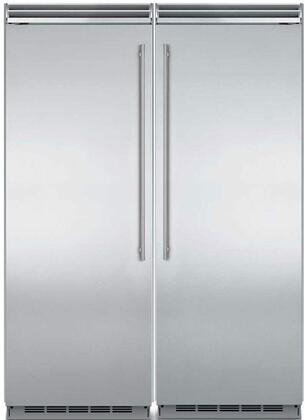 Marvel 744995 Side-By-Side Refrigerators