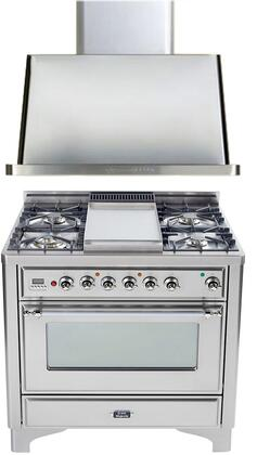 Ilve 720065 Majestic Kitchen Appliance Packages