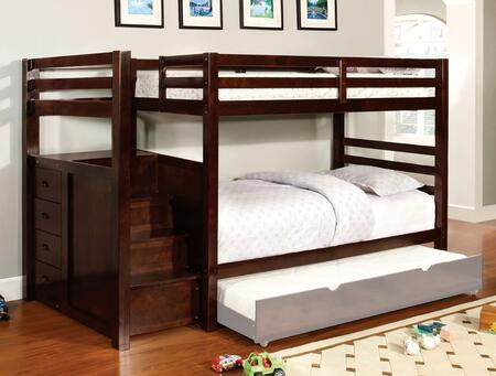 Furniture of America CMBK966BED Pine Ridge Series  Twin Size Bed