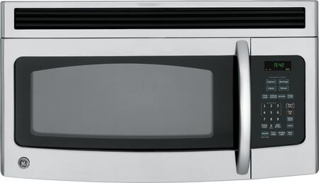 GE JNM1541SMSS 1.5 cu. ft. Capacity Over the Range Microwave Oven