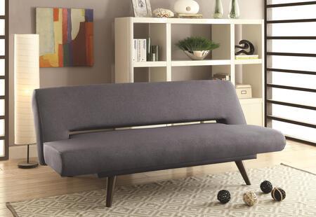 Coaster 550139 Sofa Beds Series Convertible Fabric Sofa